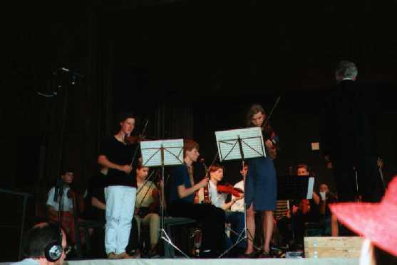 immer noch lang her (wieder Freddi und ich, 1993)