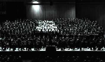 Mahler's 8. Sinfonie in Koblenz mit dem Musikinstitut Koblenz